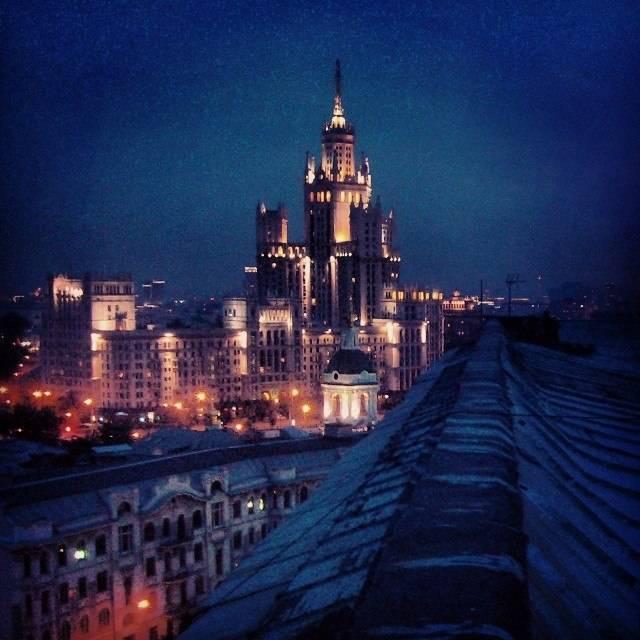 Будь городским путешественником и романтиком