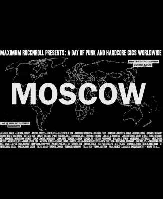MRR PRESENTS: Moscow madness