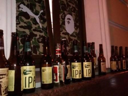 Бесплатное крафтовое пиво в брэндшопе и 5 лет Цветному