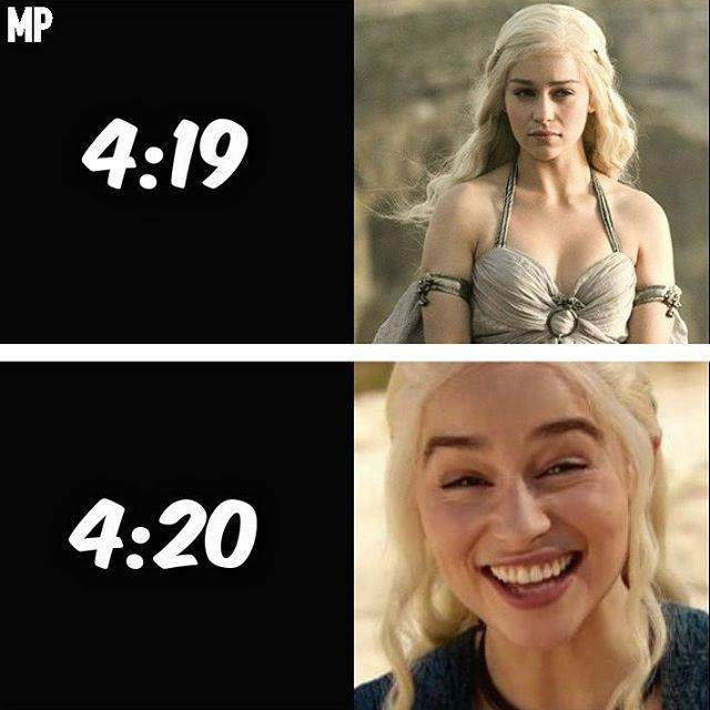4:19 и 4:20